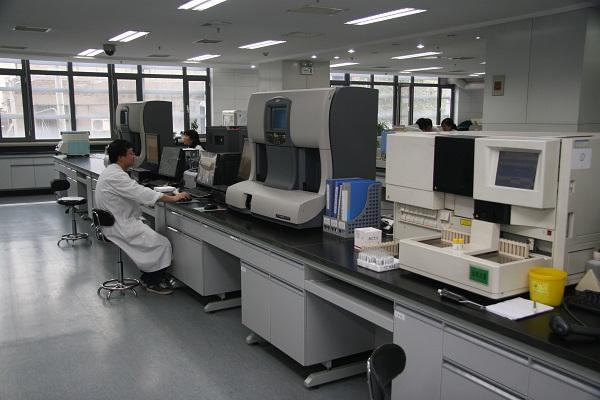 医院检验科实验室平面设计图展示